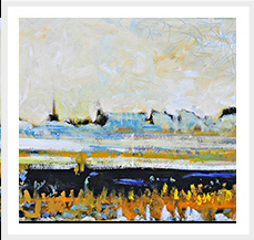 Paso 1 Serie ExteriorInteriorExpresionismo 81 x 100 cm 2007 T Mixta sobre lienzo