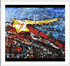 Suneye Fuera de Series 97 x 130 cm 2011